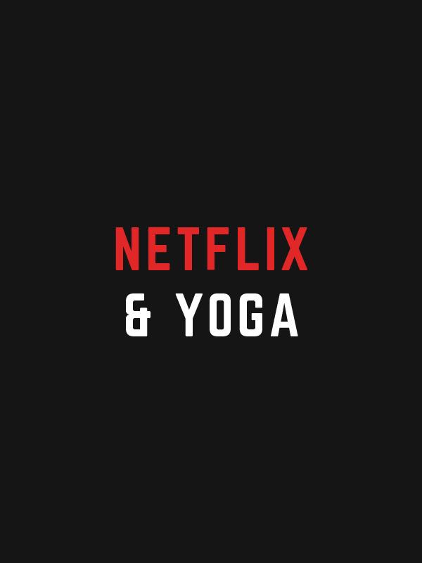 Netflix and Yoga – Women Tshirt