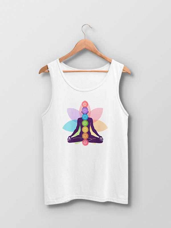Yoga Chakras 1 – Women's Tank Top