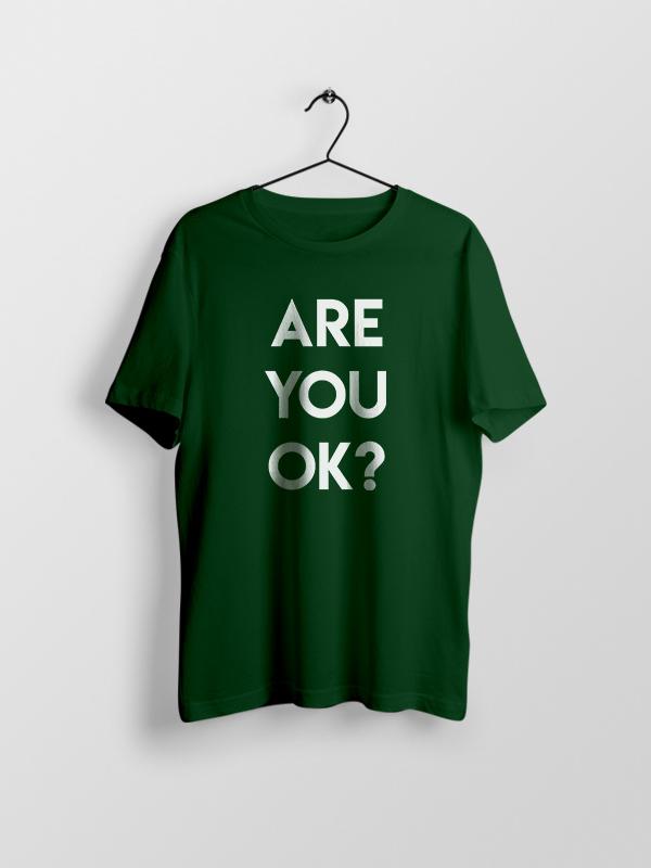 Are you Ok? – Unisex Tshirt